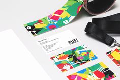 PUF!xe2x84xa2 Festival - Brand Identity #plants #festival #celebration #print #design #graphic #culture #illustration #identity
