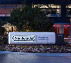 Wayfinding | Signage | Sign | Design | Nintendo of America Headquarters