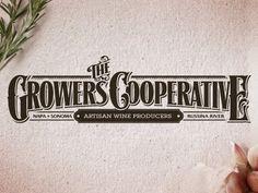growers-dribble.jpg 400×300 pixels #typography