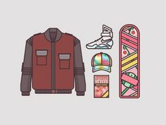 McFly Gear 2015 #icon #the #back #future #to
