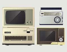 Top fourteen inventions #computer #illustraition