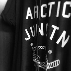 Arctic Junction #lookbook #sailor #rope #college #t-shirt #tee #menswear #fashion