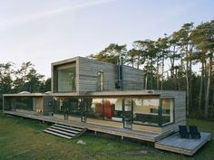 Dezeen » Blog Archive » Villa Plus by Waldemarson Berglund #architecture