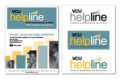 Helpline Poster & Logo