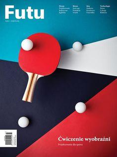 futu magazine cover ping pong