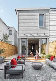 Victorian Semi in Toronto Gets a New Life 1