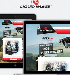Liquid Image - webdesign for kamery-lic.pl #bike #dirt