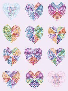 Valentines 2011 | Marian Bantjes