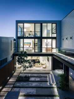 San Francisco Modern House
