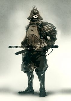 speed_painted_samurai_22_min_by_torvenius.jpg (600×846) #samurai
