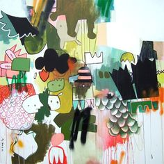 Simon Degroot « PICDIT #painting #colour #art