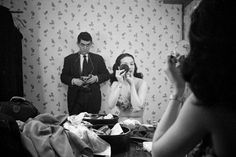 Spilt Milk - Stanley Kubrick Photographs #kubrick #photographs #stanley