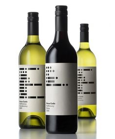 Morse Code : Lovely Package . Curating the very best packaging design. #mono #code #morse