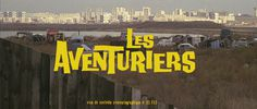 Les aventuriers (1967) Blu-ray movie title