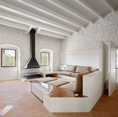 Farmhouse Rehabilitated in Emporda