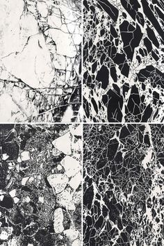 Stuff and Nonsense #patterns #marble #shatter #soil