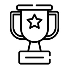 See more icon inspiration related to cup, award, champion, business and finance, sports and competition, trophies, winner, trophy and marketing on Flaticon.
