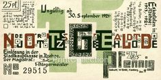 25 PF Notgeld, Itzehoe, Back | PrintCollection