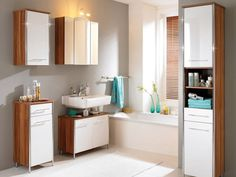 modern style small bathroom design #design #bathroom