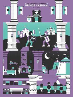Narnia_princecaspian #illustration