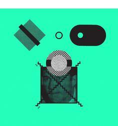 Main : LT001 #letra #shape #pattern