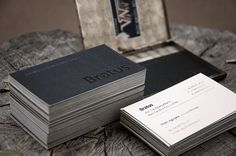 Bratus business card #logotype #agency #business #branding #nam #card #viet #brand #bratus