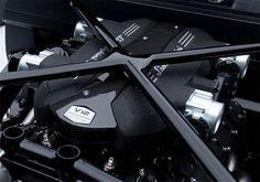Lamborghini Aventador LP 700-4 Skeleton (NOTCOT) #lamborghini