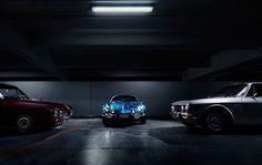 CARS on Behance #photography #car