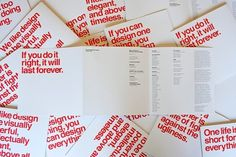 New Work: Vignelli Gala at the Architectural League | New at Pentagram | Pentagram