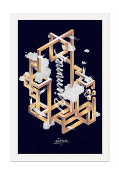 Utopia // Hard Rimme on Behance #hard #utopia #blankhiss #rime #poster #rimme