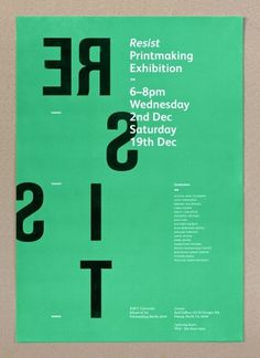 All sizes | yeo3 | Flickr - Photo Sharing! #poster #typography