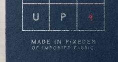 Free Clothing Brand Label Mockup PSD