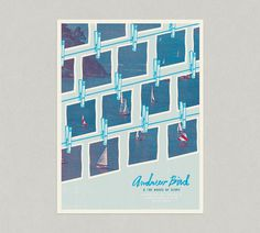 Andrew Bird & the Hands of Glory / San Diego, CA 2014 - SCOTT CAMPBELL