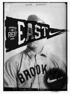Nike New York SouthSouthWest #graphic design #poster #new york #nike