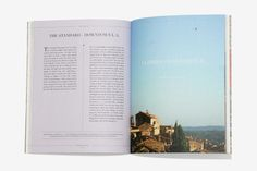 The Travel Almanac Issue Nº4 | HUH.