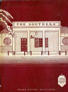 Art of the Menu: The Southern #menu #michigan #southern #the