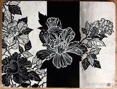 David Hale - peonies #floral