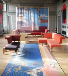 studio makkink bey hotel dupanloup orleans designboom #studio