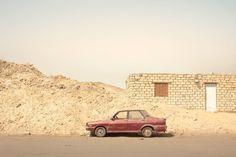 WANKEN - The Blog of Shelby White » Chris Sisarich: The Middle of Nowhere #chris #egypt #sisarich #landscape
