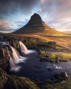 Magical Natural Landscapes of Iceland by Sara Delgado
