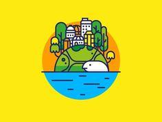 Turtle Back City #87ðµ78
