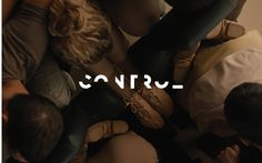 controlfilms.tv site of the day webdesign award minimal beautiful animation film video control anonymous pairs french design website web aww