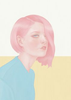 Hsiao Ron Cheng | PICDIT #illustration #design #art #portrait