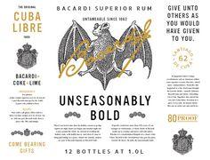 Bacardi: Cuba Libre - Anthony Cappetta #alcohol