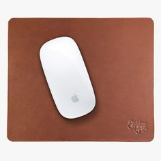 Mouse Pad — Eighteen32 #apple #mouse #eighteen32 #leather #pad