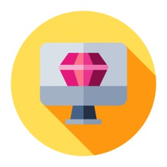 See more icon inspiration related to diamond, glamour, wealth, precious stone, jewel, diamonds, electronics, browser, jewelry, fashion, , luxury and computer on Flaticon.