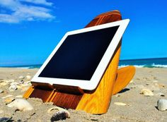 iRad iPad Stand by Surf Life Designs #tech #flow #gadget #gift #ideas #cool