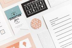Sebastian Joe's | Conceptual Design by Rowan Made #stationary #branding
