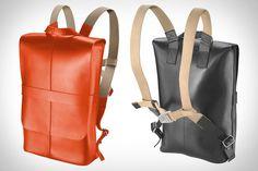 Brooks Piccadilly Knapsack #leather #backpack