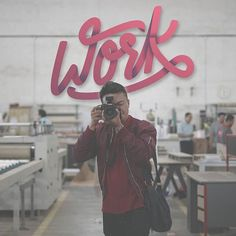 work, work, and work